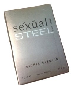 Michael germain Sexual steel pour homme edt 1.2ml mini