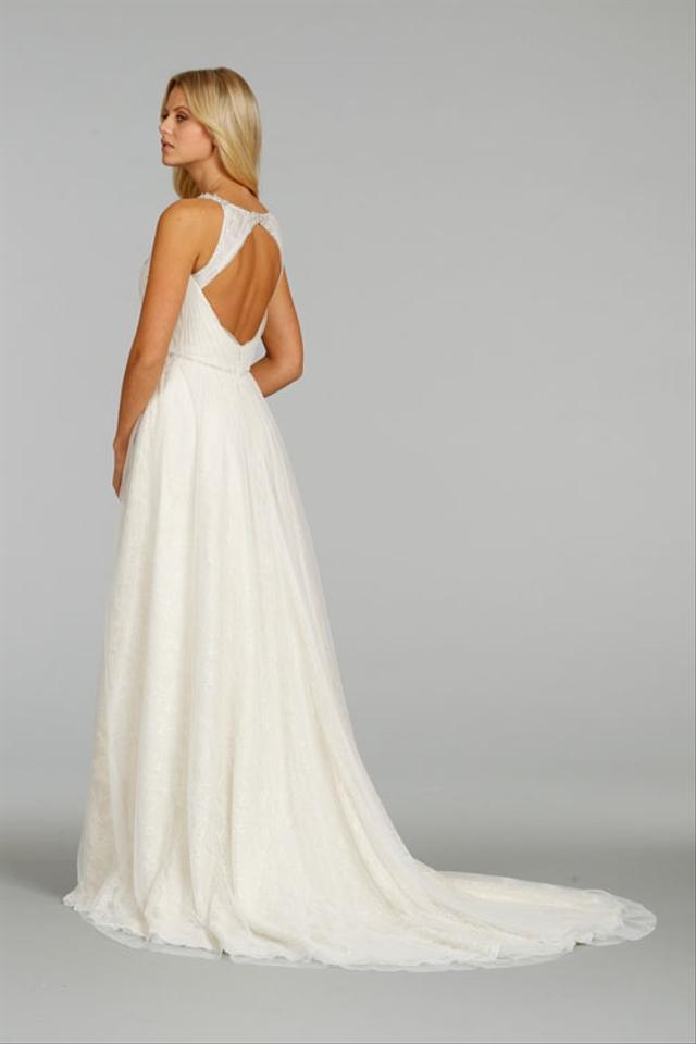 Alvina valenta 7404 wedding dress on sale 43 off for Best way to sell used wedding dress