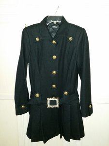 Guess So And Flirty Pea Coat