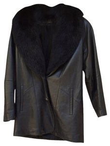 Chosen Couture Collection Nordstrom Blac Leather Jacket