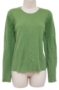Glenshiel Cashmere Knit Warm Cableknit Sweater