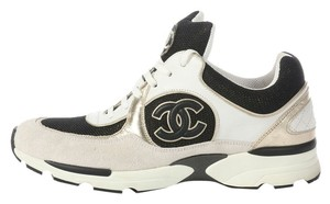 Chanel Ch.j1016.12 Black White Athletic