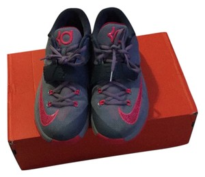 Kd 7's 2014 Pink & gray Athletic