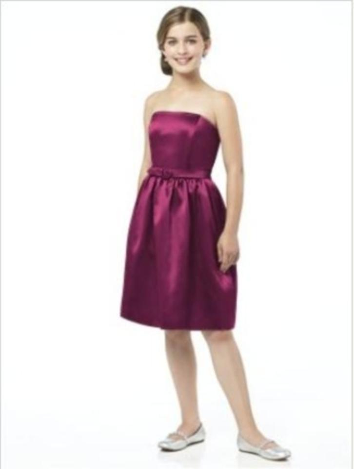 8954d8a0be Dessy Ruby Junior Bridesmaid Dress 509 Image 0 ...