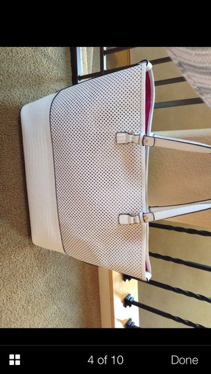 Juicy Couture Tote in White