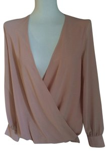 Love Riche Top Nude/Pink