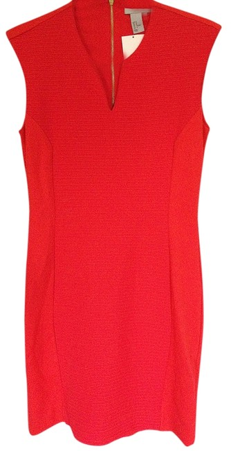 Preload https://item3.tradesy.com/images/h-and-m-dress-red-orange-926632-0-0.jpg?width=400&height=650