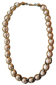 Other White Faux Pearl Necklace