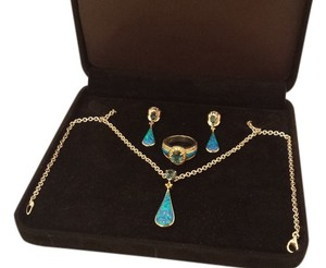 Jewelry Set over 6 carats Total