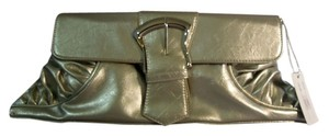 Bella silver Clutch