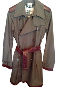 Burberry Never Trim And Belt Comes Garment Bag Trench Coat