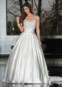 DaVinci Bridal 50211 Wedding Dress