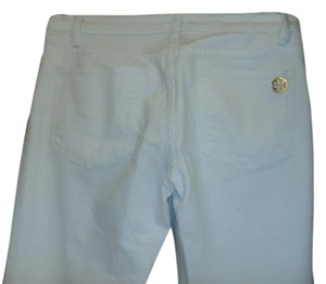 Tory Burch Capris White