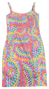 Eccoci Multi-color A-line Dress