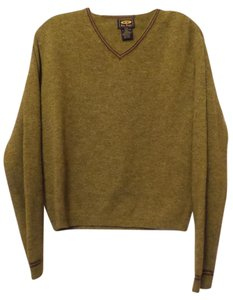 Free People Wool V-neck Sweater