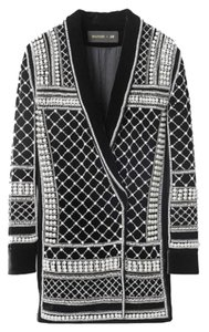 Balmain x H&M Beaded Black Blazer