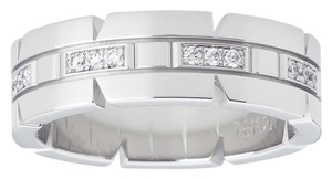Cartier Cartier Tank Francaise White Gold Diamond Ring