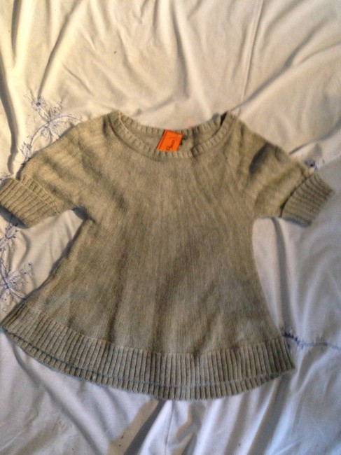 A|X Armani Exchange Mohair Angora Scoop Neck Xs Sweater