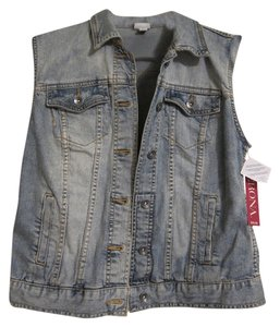 Merona Denim Wash Vest