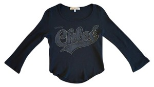 See by Chlo Chloe T Shirt Black