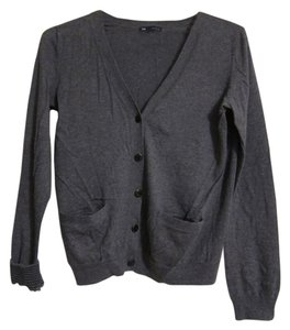 Gap Detail Longsleeve Cardigan