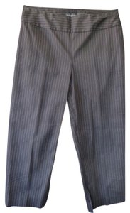 Banana Republic Pinsriped Capris