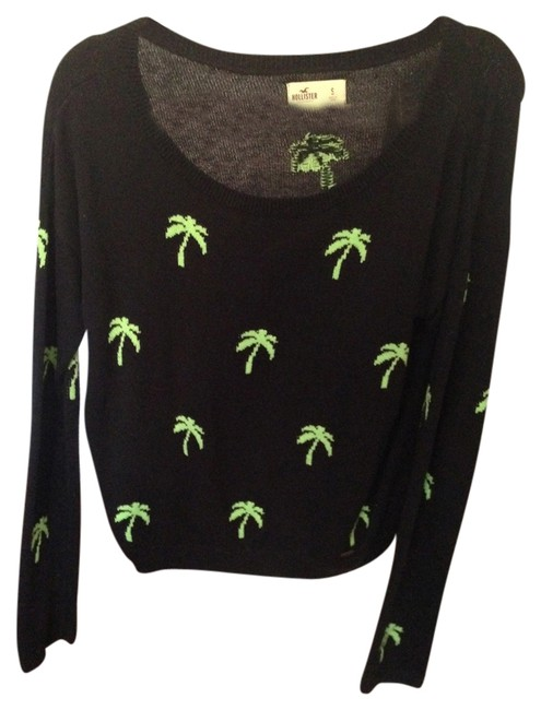Preload https://item1.tradesy.com/images/hollister-navy-blue-palm-trees-socal-cali-sweaterpullover-size-6-s-927815-0-0.jpg?width=400&height=650