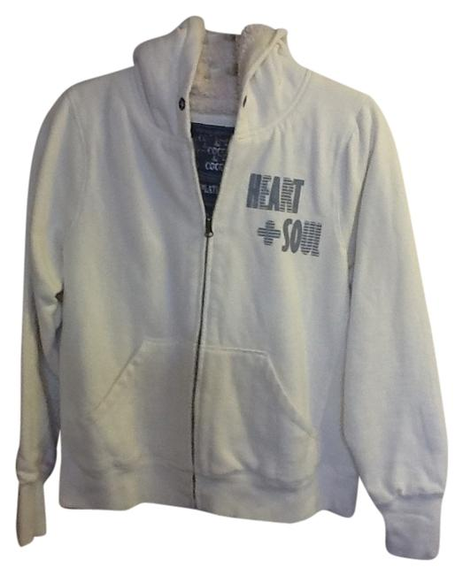 Preload https://img-static.tradesy.com/item/927969/cocoa-jeans-off-white-large-sweatshirthoodie-size-12-l-0-0-650-650.jpg