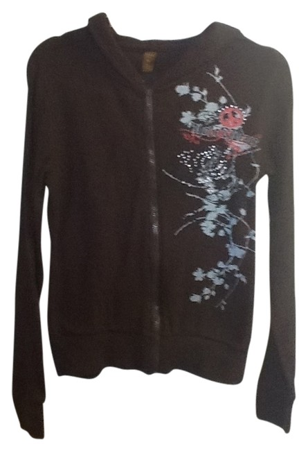 Preload https://item2.tradesy.com/images/copper-key-chocolate-large-activewear-hoodie-size-14-l-34-928046-0-0.jpg?width=400&height=650