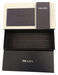 Prada Prada Sunglass Box, Navy