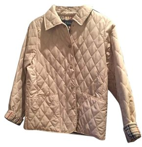 Other Coat Lightweight Burberry Spring Cream Jacket