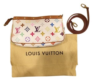 Louis Vuitton Leather Cross Body Bag