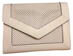 Juicy Couture White Clutch
