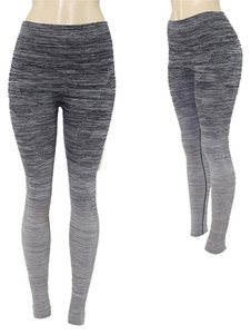 Women Long Cropped Leggings Yoga Pants for Gym Fitness Workout
