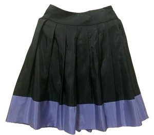 Express Skirt Black/Blue