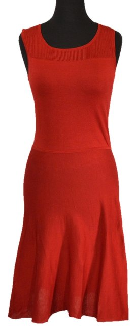 Preload https://img-static.tradesy.com/item/928752/lafayette-148-new-york-red-knee-length-night-out-dress-size-6-s-0-0-650-650.jpg