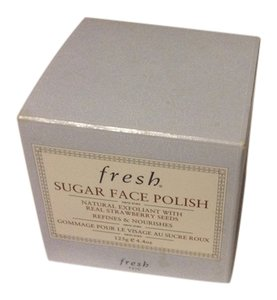 Fresh New Fresh sugar face scrub exfoliant