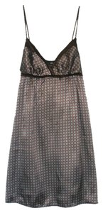 Poetry short dress Brown on Tradesy