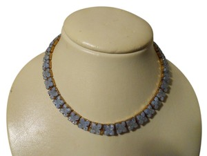 Czech vintage/antique czech glass choker