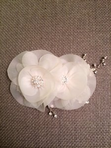 Bridal Hair Flower Comb
