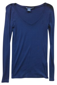 Ralph Lauren Top Navy Blue