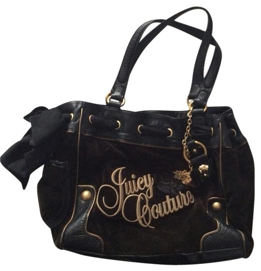 Preload https://item4.tradesy.com/images/juicy-couture-tote-bag-black-929718-0-0.jpg?width=440&height=440