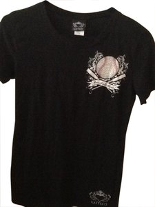 Katydid T Shirt Black
