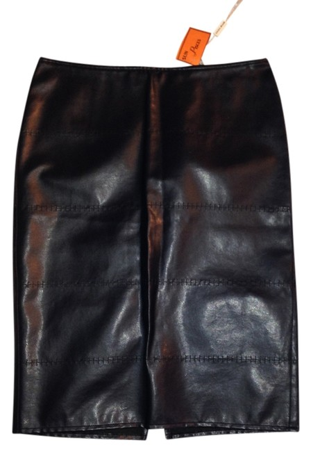 Preload https://item1.tradesy.com/images/krizia-dark-eggplant-with-tags-sexy-elegant-pencil-final-sale-no-offer-knee-length-skirt-size-10-m-3-929940-0-0.jpg?width=400&height=650