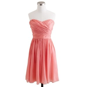 J.Crew Pink The Arabelle Dress