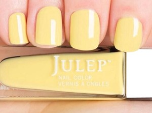Julep New Julep Lilou Pastel Yellow Cream Nail Polish Laquer