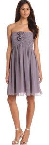 Donna Morgan Grey Ridge Hallie Dress Dress