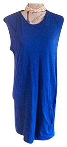 3.1 Phillip Lim short dress Royal bright blue on Tradesy