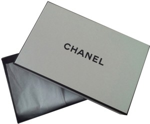 Chanel New White Medium Gift box Storage