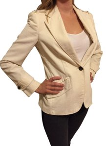 Carolina Herrera Cream Jacket